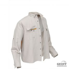 Geoff Anderson Polybrush 2 shirt cement