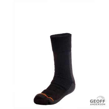 Geoff Anderson Woolly sock Wollsocken