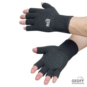 Geoff Anderson Technical Merino gloves, fingerless