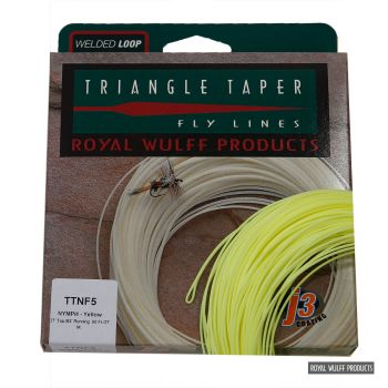 Royal Wulff Triangle Taper Nymph Indicator