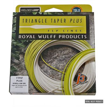 Royal Wulff Triangle Taper Plus J3