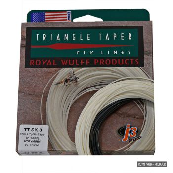 Royal Wulff Triangle Taper Sink Tip