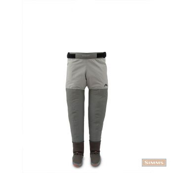 SIMMS Freestone pants Hüftwathose smoke
