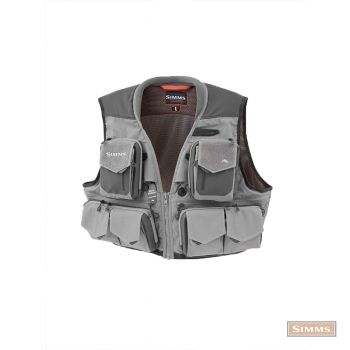SIMMS G3 Guide Fliegenweste steel