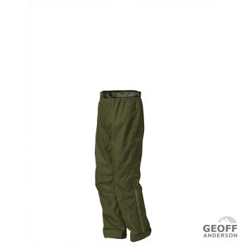 Geoff Anderson Xera 3 pants green