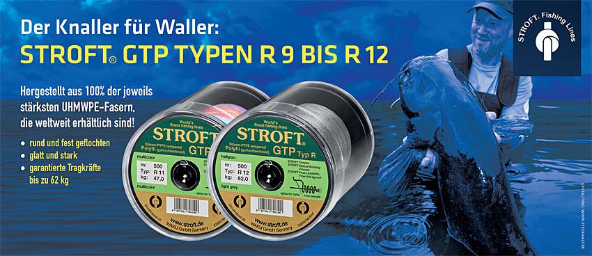 Stroft GTP R8 bis R12 für Welse